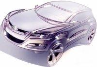 Volkswagen Tiguan pour 2008...