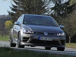 Oettinger colle 360 ch à la nouvelle Golf R