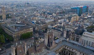 Paris: la circulation de transit serainterdite dans le centre en 2022
