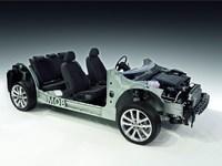 Ford travaille sur une plateforme modulaire plus évoluée que la MQB de VW