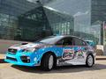 New York 2014 : calmons-nous, ce n'était qu'une Subaru WRX STI Global RallyCross