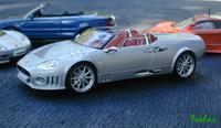 Miniature : 1/43ème - Spyker C12 spyder