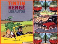 BD : Tintin, Hergé et les Autos