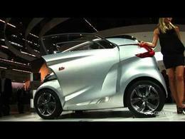 Francfort 2009 : Peugeot BB1