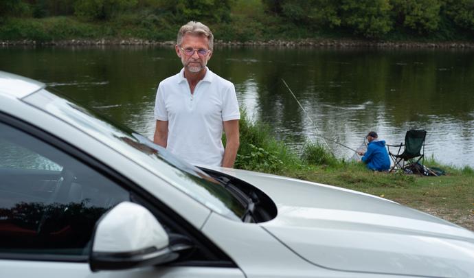 L'auto des voisins - Pour Jean-Michel et sa nouvelle BMW Serie 1 118D, le choix du diesel est toujours rationnel
