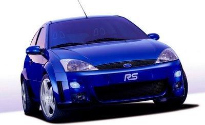 Ford Focus RS : elle arrive en 2008 avec 280 ch !