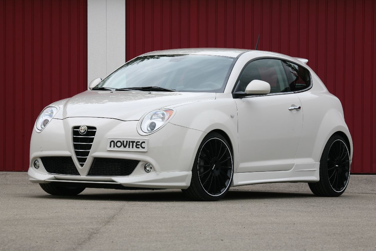 alfa romeo mito par novitec la veloce non officielle. Black Bedroom Furniture Sets. Home Design Ideas