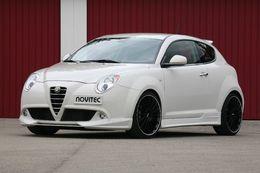 Alfa Romeo MiTo par Novitec : la Veloce non officielle