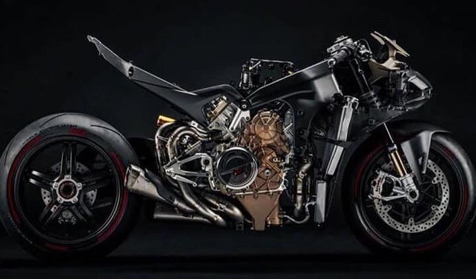 Une nouvelle vidéo pour la Ducati Panigale V4 Superleggera