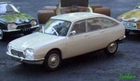 Miniature : 1/43ème - Citroën GS