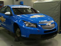 WTCC - Chevrolet pour tester son nouveau 1,6 litre turbo