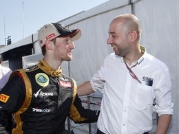F1 : Le patron de Lotus F1 Team dit vouloir garder Romain Grosjean