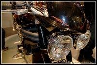 Salon de Milan 2008 : Triumph Speed Triple SE «15th anniversary»