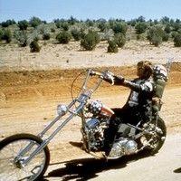 """1,35 million de dollars pour """"Captain América"""", la moto d'Easy Rider."""
