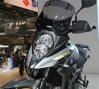 En direct d'Intermot 2016, Suzuki: V-Strom 650
