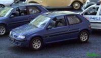 Miniature : 1/43ème - Citroën Saxo VTR