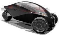 Flybo : son concept Comet, une étoile filante électrique à 3 roues