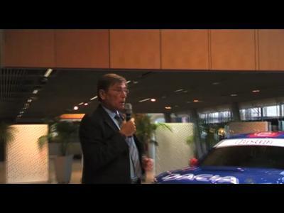 Dacia s'engage dans le Trophée Andros avec Prost et dévoile son Duster