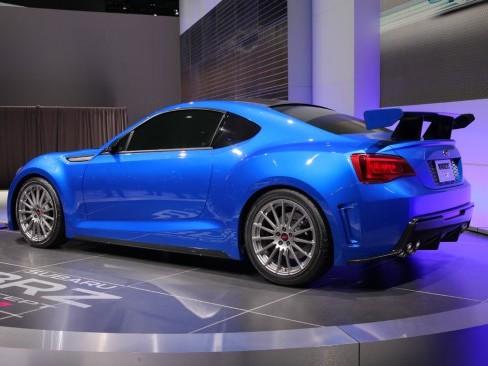 Subaru BRZ : une version plus puissante pour l'été prochain