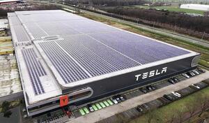 Plus d'un million de ventes pour Tesla en 2022 ?