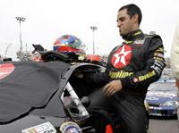 Montoya aux 24 Heures de Daytona