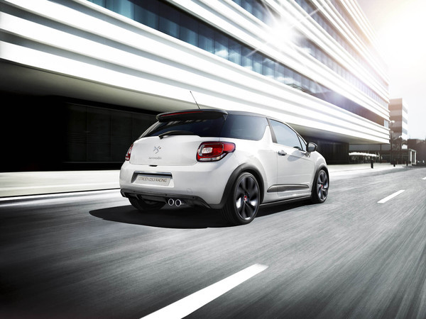 Citroën DS3 Racing : toutes vendues