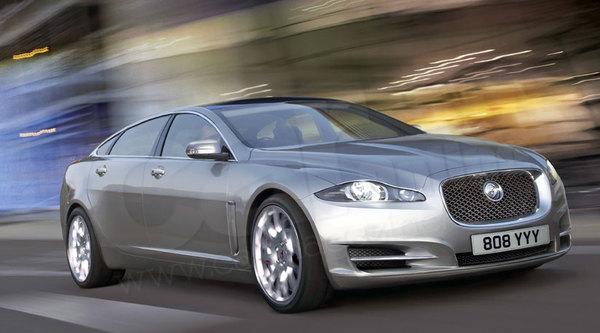 Future Jaguar XJ : ça devrait ressembler à ça