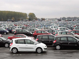 Marché français : Renault à -40% et PSA à -31% sur les trois premières semaines de novembre