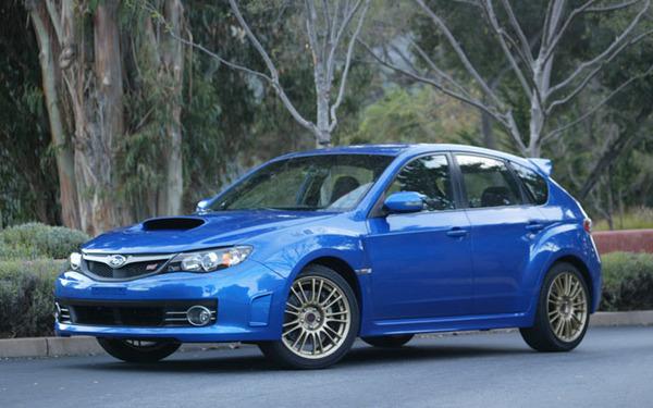 Exclusif : Subaru Impreza STI : 45.000 euros et 300 ch pour la France