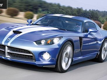 Prochaine Dodge Viper : avec un V10 à arbre à cames central plus puissant que jamais