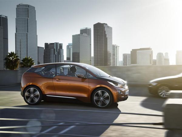 BMW présente l'i3 Coupé