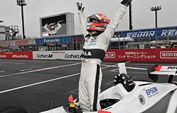 Formula Nippon: Tréluyer prend le large