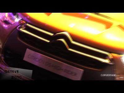 Citroen DS High Rider au salon de Geneve