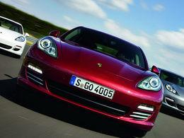 Carton plein : plus de 22 000 Porsche Panamera vendues après douze mois de commercialisation