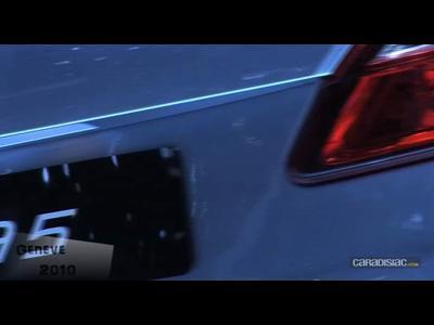 Mazda 5 au salon de Geneve