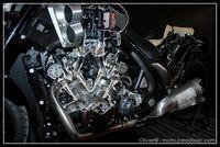 Salon de Milan 2008 : Yamaha V-Max, les tripes à l'air...