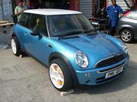 Mini Cooper QED by PML : 640 ch et propre !