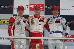 F3 Lausitzring: Bianchi s'installe en tête du championnat