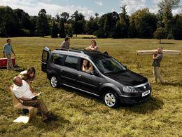 Dacia Logan MCV : il en reste 200 à vendre. Les derniers.