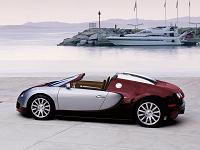 Bugatti Veyron roadster : 1.9 millions de dollars