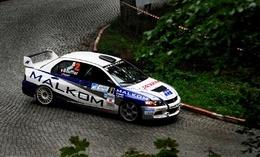 Rallye Pologne: Bouffier poursuit sa saison sur sa Mitsubushi