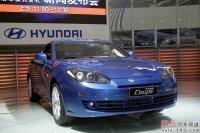 Nouvelle Hyundai Coupé