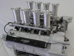 Nouveau Judd LMP2: basé sur un V8 BMW