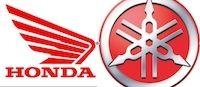 Honda et Yamaha ensemble sur le marché japonais des petits scooters?