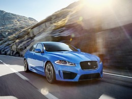 Salon de Los Angeles 2012 - Voici la Jaguar XFR-S