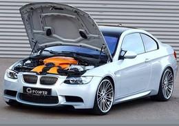 BMW M3 E92 G-Power, avec un escargot sous le capot