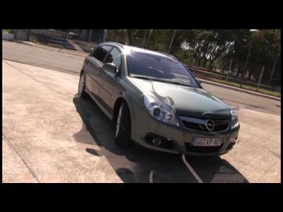 Opel Signum 2.8 V6 Turbo: opération survie