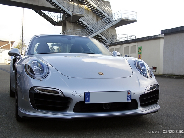 Photos du jour : Porsche 911 991 Turbo S (SrsOrganisation)