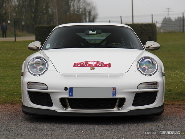 Photos du jour : Porsche 911 997 GT3 RS PH2
