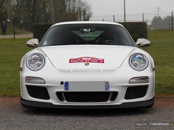 Photos du jour : Porsche 911 997 GT3 RS PH2
